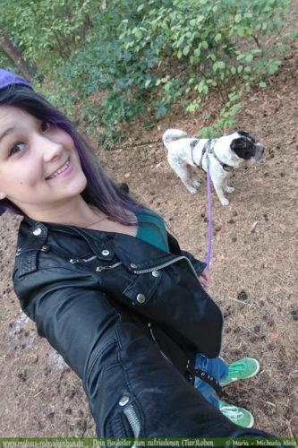 Tier Blog fuer Hund Katze zufriedenes artgerechtes Leben-Rabaukenbande Spaziergang Tagesplanung mit Hund und Arbeit Studium Tipps Ratschlaege