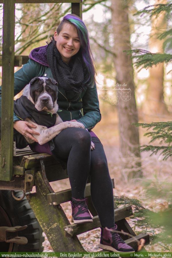 Februar Tagebuch 2019 Geschichten aus dem Leben Tipps-Wald Portraet-Hunde Blog Haltung Haustier Rabaukenbande Erziehung Training Wandern Urlaub